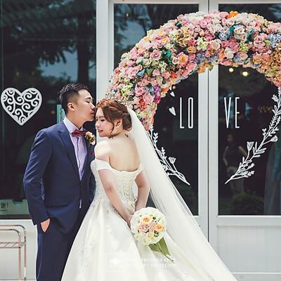 Sam+Amber婚禮紀實