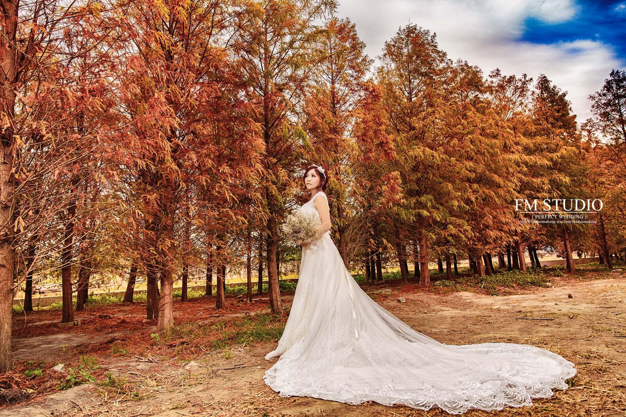 文凱+素雯自主婚紗