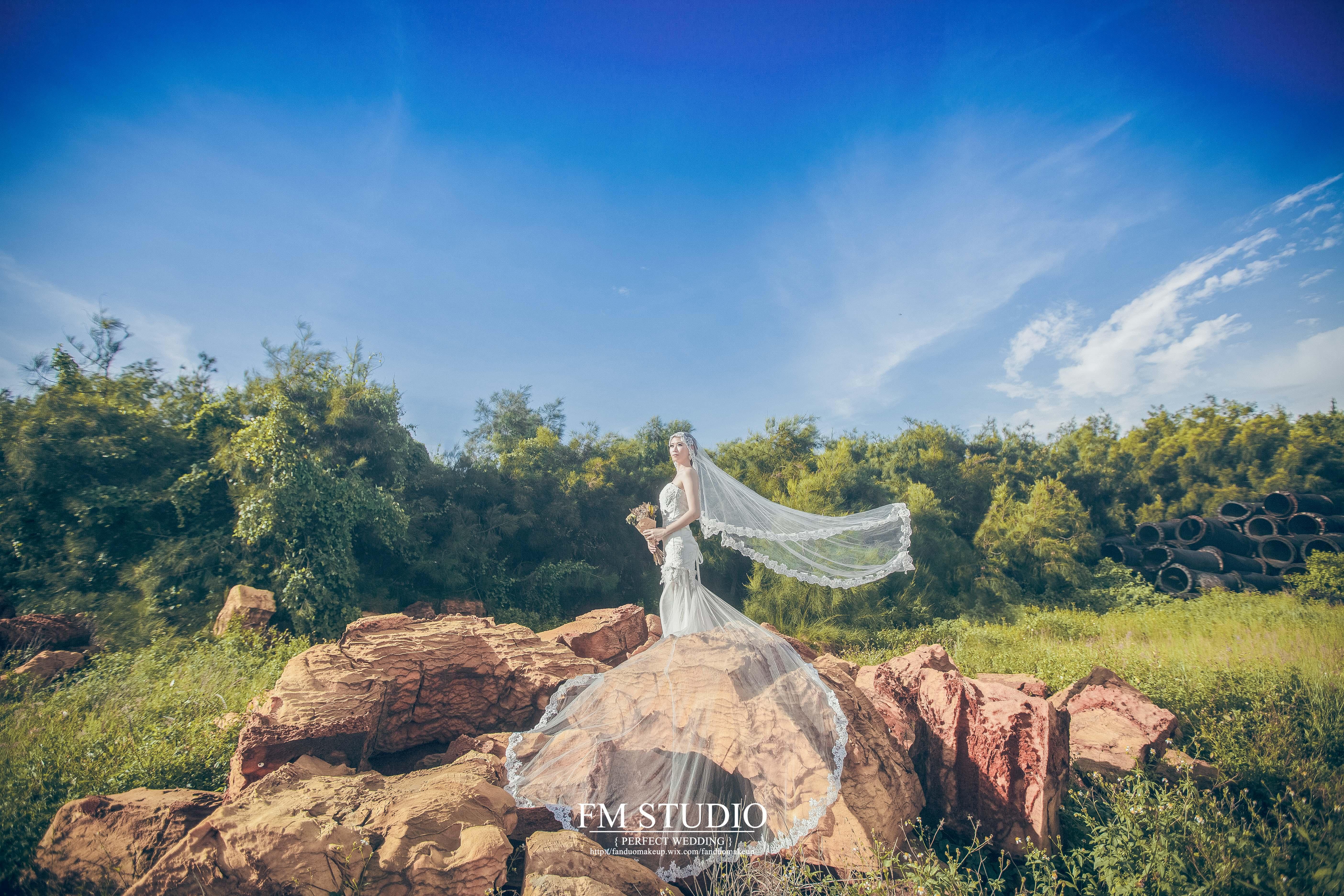 蕭's 獨立風格婚紗