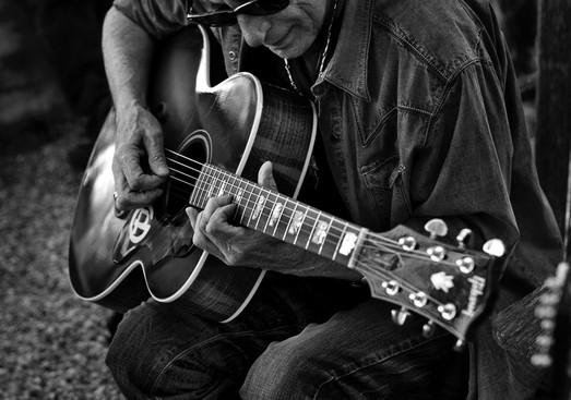 Joe Ely by Jimmy Burch