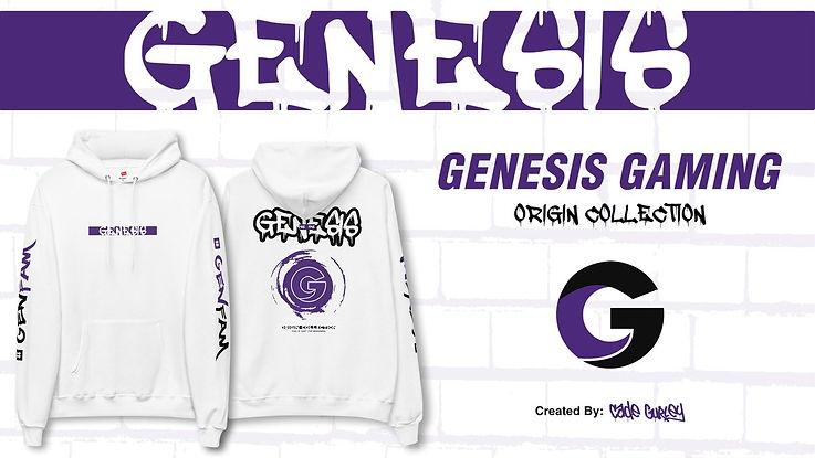 Genesis 'Origin' Collection Merch Drop