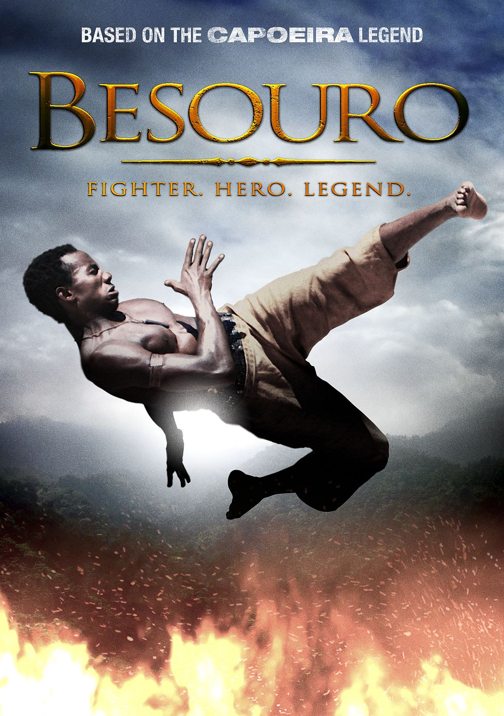 capoeira besouro movie