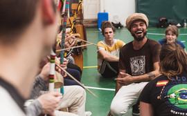 Capoeira Angola Workshop