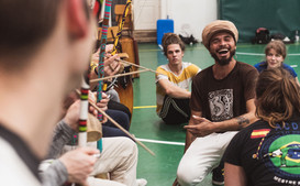 Capoeira Angola Workshop