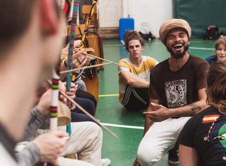 Long Weekend Capoeira Angola Workshop