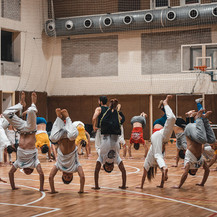 Capoeira Tunan Workshop