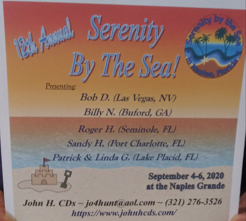 Serenity by the Sea 2020