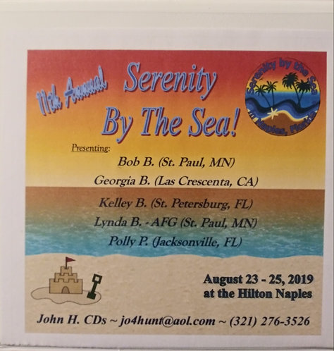Serenity by the Sea 2019