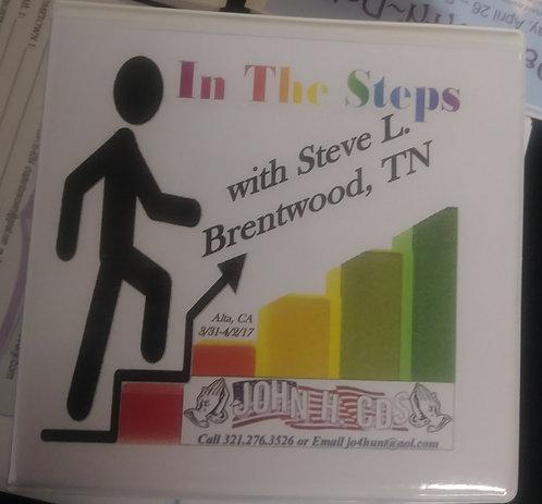 In the Steps - Steve L.