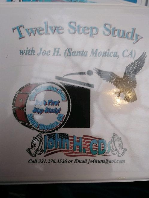 Twelve Step Study with Joe H. (Santa Monica, CA)