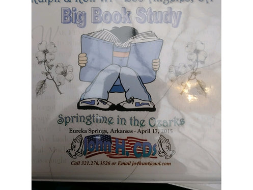 Big Book Study - Ralph and Ron W. (Eureka Springs, AR)