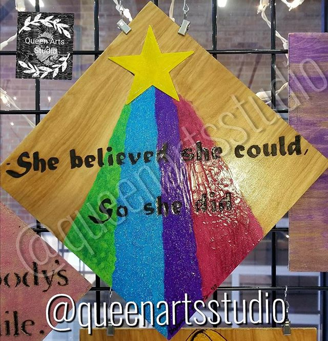 """She Believe"" Wood-burning (12x12) #painting #paintings #painted #painter #paints #painterslife #wom"
