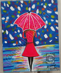 "For sale_ ""Lady Rain"""
