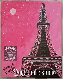 "For sale_ ""Paris at Night"""