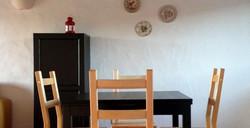 mesa sala-cozinha