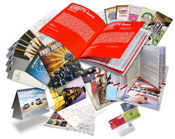 édition (brochure, catalogue, flyer)