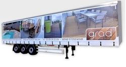 adhésifs - covering camion