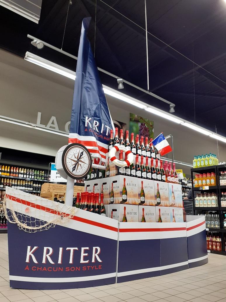 bateau KRITER 2020