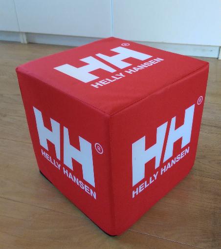 Cube textile et mousse Helly Hansen
