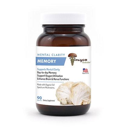 4x Memory 90 Vegetarian Capsules