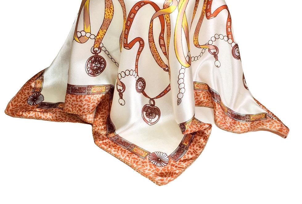 'Slay In Silk' Head scarf