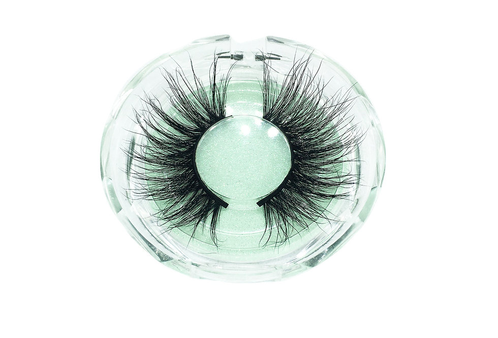 'Commando' Eyelashes