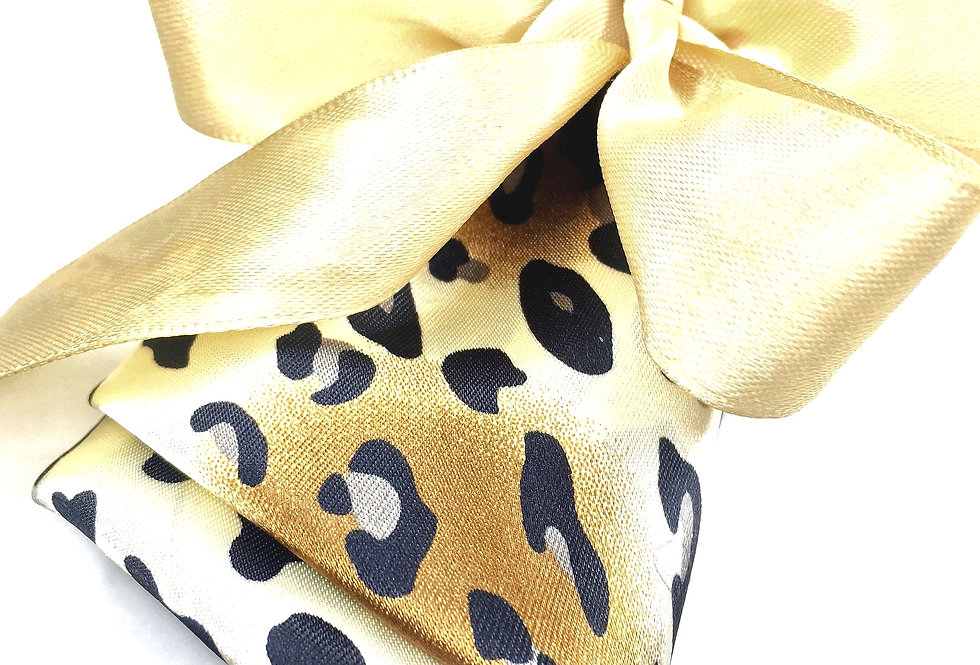 'Queen Of The Jungle' Head scarf