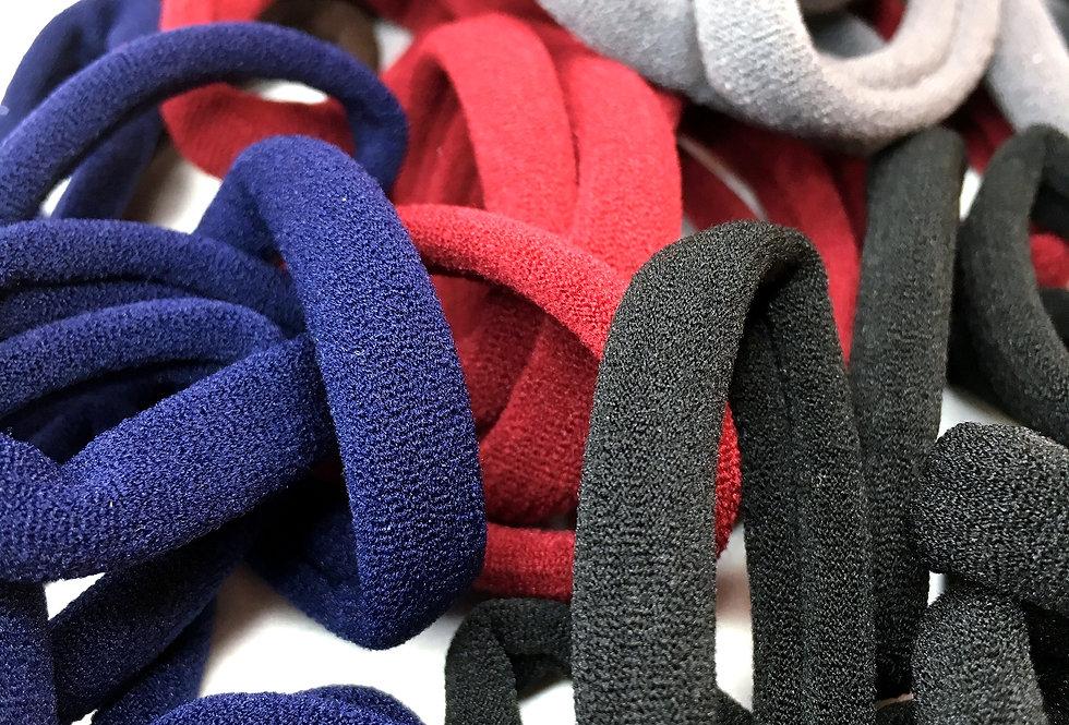 50 Super-Stretch Hairbands