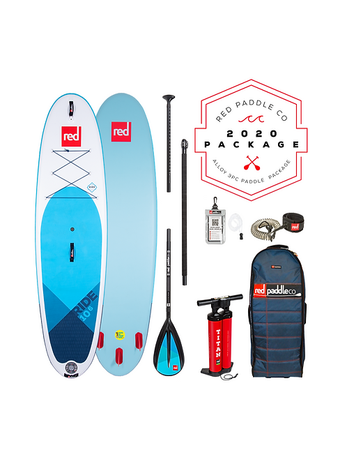 Red PaddleCo 10'6 Ride
