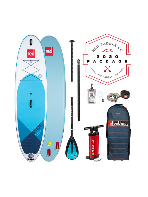 Red PaddleCo 10'8 Ride