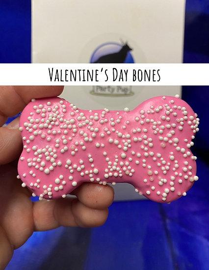 Valentine's Day bones