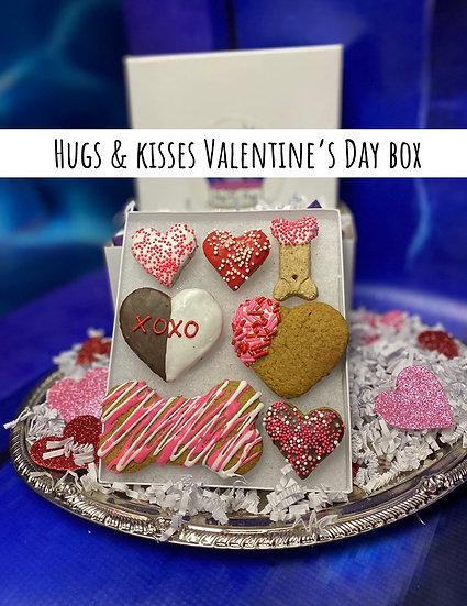 Hugs & Kisses Valentine's Day Box