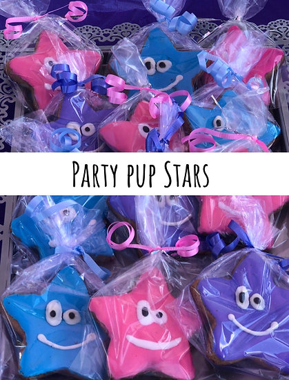 Party Pup Stars