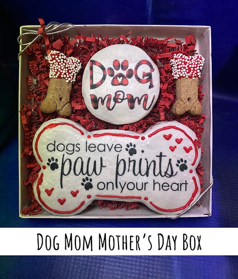 Dog Mom/Mother's Day Party Pup Box