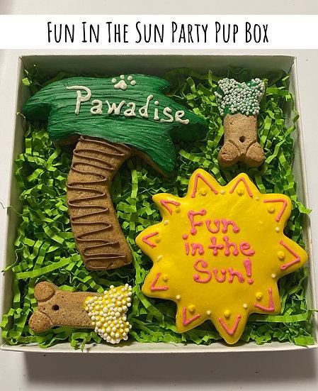 Fun In The Sun Party Pup Box