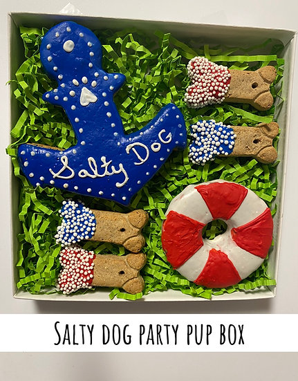 Salty Dog Party Pup Box