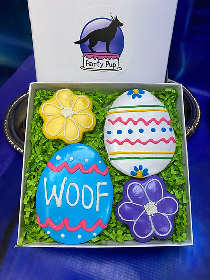 Happy Pup Easter