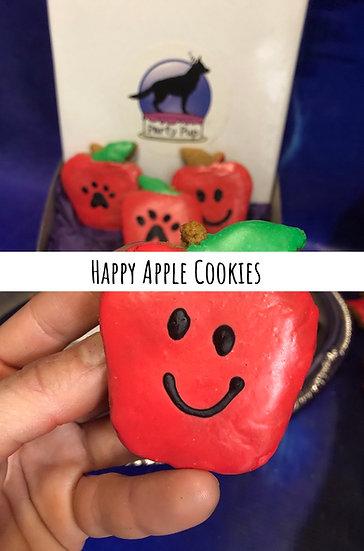 Happy Apple Cookies