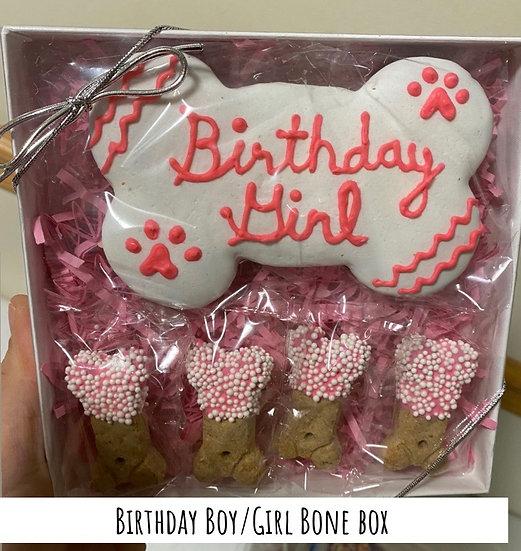 Birthday Boy/Girl Bone Box
