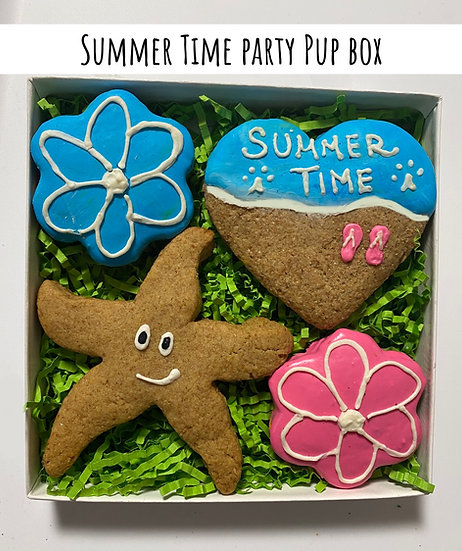 Summer Time Party Pup Box