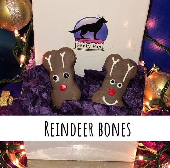 Reindeer bones