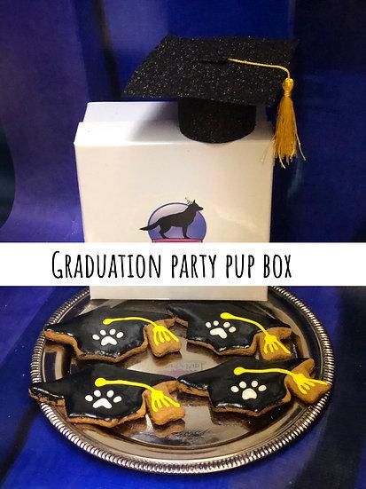 Graduation Party Pup box