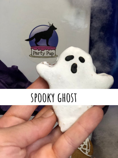 Spooky Ghosts Pack of 4