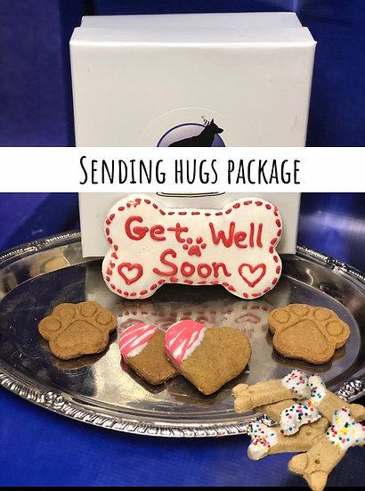 Sending hugs  Package