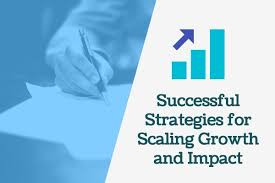 Lessons From Scaling How Organizations Grow