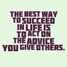 Can Good Advice Really Help? I mean… Really help?