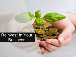 Would You Re-Invest In Your Own Business?