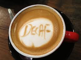 A Simple Decaf Thought.