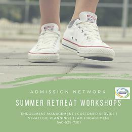 Workshops and Retreats