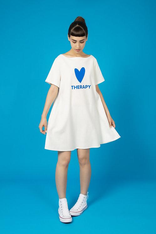 Maxy T-shirt, blu
